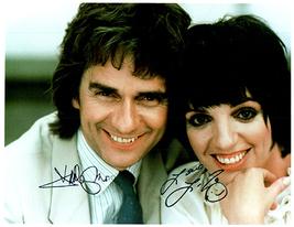 ARTHUR - DUDLEY MOORE & LIZA MINELLI Signed Autographed Cast Photo w/COA 735 - $175.00