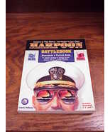 Harpoon Battle Book, the Official Strategies Game Guide Book, battlesets... - $6.95