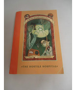 The Hostile Hospital by Lemony Snicket (2002, Paperback) - $4.40
