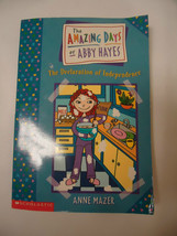 Amazing Days Of Abby Hayes, The #02: Declaration Of Independence Mazer, ... - $3.45