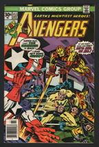 THE AVENGERS - Lot of 2, #153, #160, 1976-77, MARVEL COMICS, FN CONDITIO... - $11.88