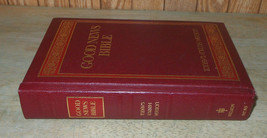 Good News Bible: Today's English Version, Thomas Nelson 1986, Red Padded... - $14.49
