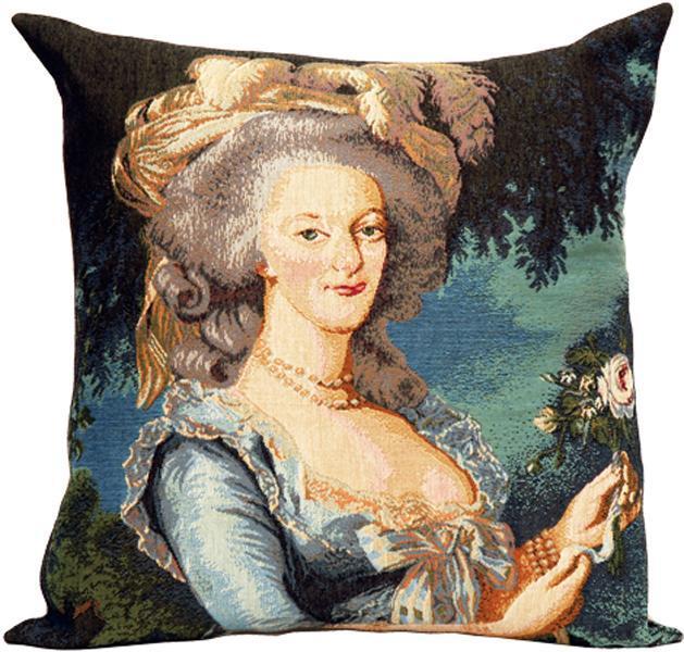 Marie Antoinette European Cushion