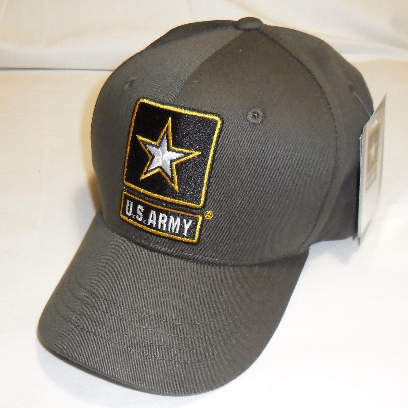US ARMY With Army Star - U.S. Army ODG Military Hat Baseball Cap Hat