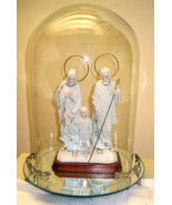 Fine Porcelain Figurine Display, Imported from ... - $154.99