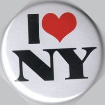 New York Magnet I heart Love Albany NY Empire S... - $3.91