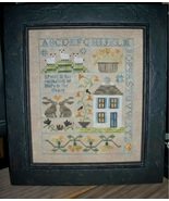 Hope Of Spring cross stitch chart Chessie & Me   - $10.80