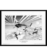 Woron's P-51 MUSTANG'S PREY~S&N'd ED. of only 30~Hurry! - $21.73