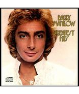 Barry Manilow Greatest Hits Early 1978 Arista CD - free shipping - $5.99