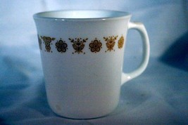 Corning Corelle Butterfly Gold Mug - $2.76