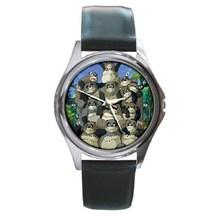 Hot Cute New Pom Poko Manga Anime Leather Watch wristwatch Gift - $11.00