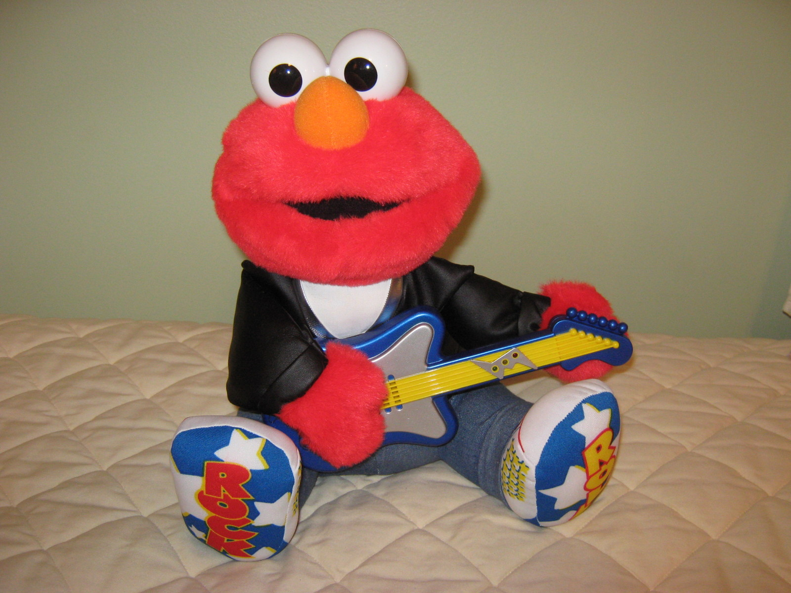 Primary image for ELMO Rock & Roll