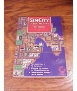 Sim City Strategies Game Guide Book by Nick Dargahi, 1991 - $5.95