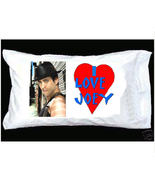 I LOVE JOEY McINTYRE New Kids on the Block PILLOWCASE - $18.00