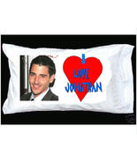I LOVE JONATHAN KNIGHT New Kids on the Block PILLOWCASE - $18.00
