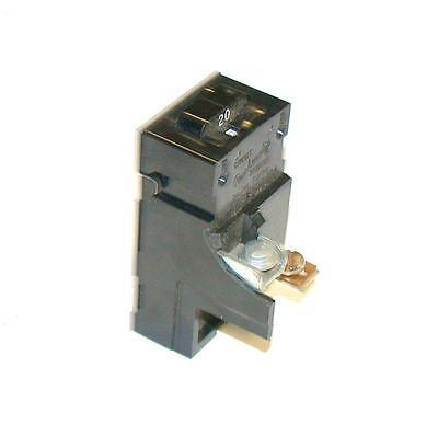 BULLDOG ELECTRIC 20  AMP  CIRCUIT BREAKER 120/240 VAC  B3112 (2 AVAILABLE)