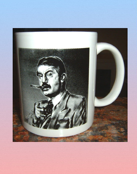 ONLY FOOLS AND HORSES Boycie CERAMIC MUG
