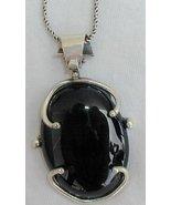Beautiful onyx pendant - $76.00