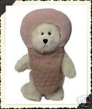 "Boyds Bears ""Scoop Sugarcone"" 6"" Plush Bear - #904124 - NWT - 2003- Retired - $16.99"