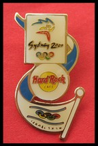 SYDNEY olympic games 2000 Enamel lapel pin Sport Israel delegation badge - $14.99