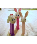 Easter Bunny Pez Lot - $10.00