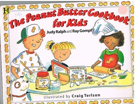 The Peanut Butter Cookbook for Kids - $6.99