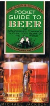 The Pocket Guide to Beer Book - $6.99