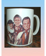 ONLY FOOLS AND HORSES The Trotters COLOUR MUG - $9.99