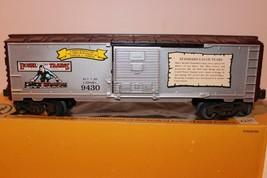 Mpc Lionel - 9430 Joshua Cowen BOXCAR- The Standard Years - 0/027- NEW- W49 - $27.39