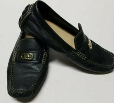 Cole Haan Mens Grant Canoe Slip-On Loafers Size 6.5B Navy Blue  Driving ... - $39.60