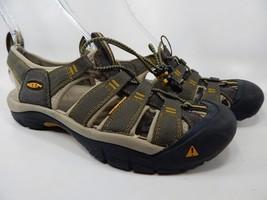 Keen Newport H2 Size US 8.5 M (D) EU 41 Men's Sport Sandals Shoes Raven 1008399