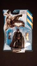 DC Batman Caped Crusader Figurine with Batarang DARK KNIGHT - $8.00