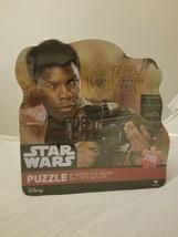 "Star Wars The Force Awakens Disney 1000 Piece Puzzle in Tin  FINN  18"" x... - $6.92"
