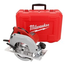 Milwaukee Circular Power Saw 7-1/4 Inch 15 Amp Tilt-Lok Tool With Hard C... - $162.74