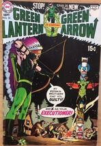 GREEN LANTERN GREEN ARROW #79 (1970) DC Comics Neal Adams artwork VG+/FINE- - $24.74