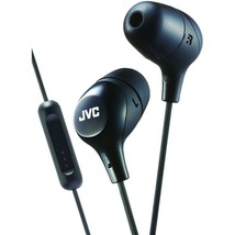 JVC Jvc Marshmallow Inner-ear Headphones With Microphone (black) - $19.78
