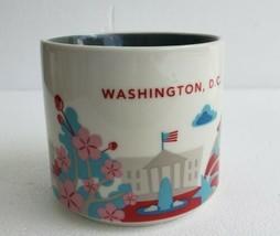 NEW 2014 Starbucks WASHINGTON, D.C.You Are Here Collection Coffee Mug - $32.71