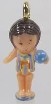 1993 Vintage Polly Pocket Dolls Beach Cafe - Little Lulu Charm Bluebird ... - $6.00