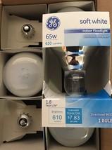 GE Lighting 20331 65-Watt BR30 Floodlight Bulb, Soft White. 6 Pack - $22.44