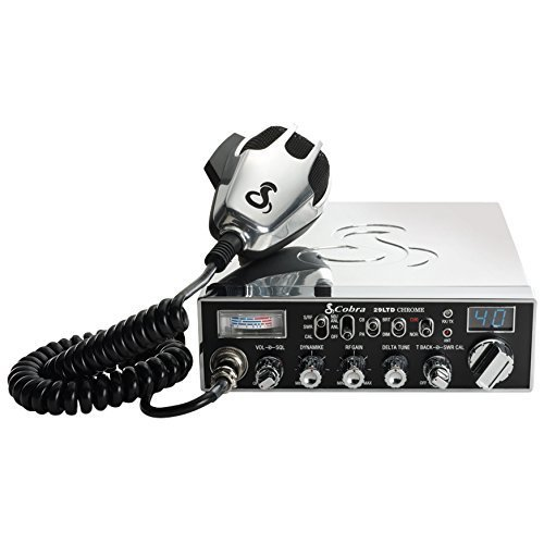 Highgear Cobra M73 4 Pin CB Radio Microphone W//Hanger
