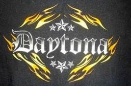 Daytona International Speedway BIKE WEEK 2008 Souvenir Tee Black Size Small - $9.89
