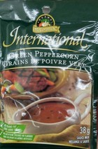 McCormick Green Peppercorn Sauce Mix 38g x 10 packages Canadian  - $59.99