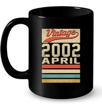 Vintage Legends Born In APRIL 2002 Awesome Aged 16 Years Old Gift Coffee... - $13.99+