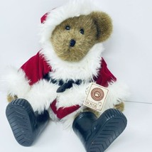 NEW Musical CLAUS KRINGLEBEARY Christmas PLAYS GREENSLEEVES Teddy Bear B... - $37.99