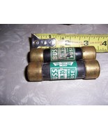 Buss NON 35 amp cartridge fuses - $5.75