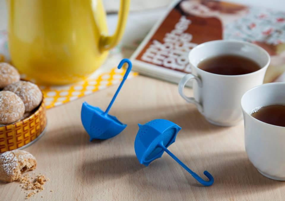 Tea infuser Funky Design Umbrella Decorative Home Kitchen Dining Bar Elegant &?
