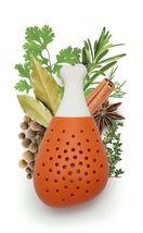 Herb infuser Spice Funky Kitchen Cooking soup Design Chicken leg Jars Ra... - €18,68 EUR