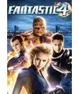 NEW Marvel Fantastic Four (Fantastic 4) WS DVD Dr Doom Jessica Alba - $7.95