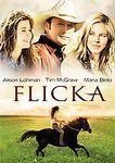 FLICKA 2007 Dual Side DVD w/ Tim McGraw NEW Maria Bello