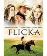 FLICKA 2007 Dual Side DVD w/ Tim McGraw NEW Maria Bello - $5.99